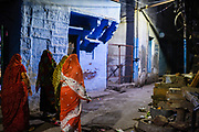 Street in Jodphur, the Blue city, India