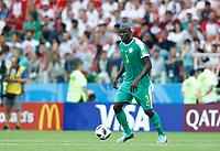 Kalidou Koulibaly (Senegal) <br /> Moscow 19-06-2018 Football FIFA World Cup Russia  2018 <br /> Poland - Senegal / Polonia - Senegal <br /> Foto Matteo Ciambelli/Insidefoto