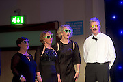 GUH Choral Society   in Choir Factor 2014 in the Radisson blu Hotel, Galway in aid of SCCUL Sanctuary at Kilcuan, Clarinbridge . Photo:Andrew Downes.