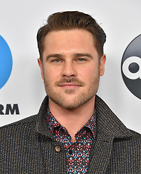 Stars on red carpet at the Disney ABC TCA Winter Press Tour 2019 at Langham Huntington Hotel on February 5, 2019 in Pasadena, CA. 05 Feb 2019 Pictured: Grey Damon. Photo credit: O'Connor/AFF-USA.com/MEGA TheMegaAgency.com +1 888 505 6342
