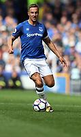 Football - 2017 / 2018 Premier League - Everton vs. Stoke City<br /> <br /> Phil Jagielka of Everton at Goodison Park.<br /> <br /> COLORSPORT/LYNNE CAMERON