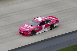 October 5, 2018 - Dover, Delaware, United States of America - Elliott Sadler (1) takes to the track to practice for the Bar Harbor 200 at Dover International Speedway in Dover, Delaware. (Credit Image: © Justin R. Noe Asp Inc/ASP via ZUMA Wire)