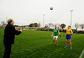 Meath v Roscommon SF Challenge at St. Vincent's, Ardcath.