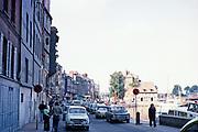 Quai Sainte-Catherine, Honfleur, Normandy, France 1976