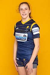 Abi Kershaw of Worcester Warriors Women - Mandatory by-line: Robbie Stephenson/JMP - 27/10/2020 - RUGBY - Sixways Stadium - Worcester, England - Worcester Warriors Women Headshots