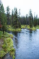 Lemolo Lake, Oregon.