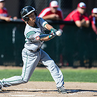 (Photograph by Bill Gerth/ for Max Preps/4/14/17) Leigh vs Westmont in a BVAL JV Baseball Game at Westmont High School, Campbell CA on 4/14/17.
