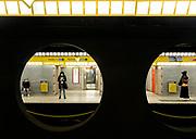 Milan, the Metro