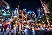 City Centre @ Night (George & Druitt Streets)