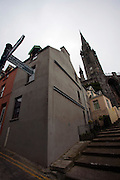 St Colman's Cathedral, in the town of Cobh, Cork, Ireland