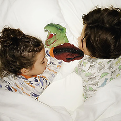 """Rachel Zoe releases a photo on Instagram with the following caption: """"Two sleeping Dinosaurs \ud83d\udc09\ud83d\udc32#jurrasiclife #skyandkaius\ud83d\udc99\ud83d\udc7c #mysaturdaynight \ud83d\ude34"""". Photo Credit: Instagram *** No USA Distribution *** For Editorial Use Only *** Not to be Published in Books or Photo Books ***  Please note: Fees charged by the agency are for the agency's services only, and do not, nor are they intended to, convey to the user any ownership of Copyright or License in the material. The agency does not claim any ownership including but not limited to Copyright or License in the attached material. By publishing this material you expressly agree to indemnify and to hold the agency and its directors, shareholders and employees harmless from any loss, claims, damages, demands, expenses (including legal fees), or any causes of action or allegation against the agency arising out of or connected in any way with publication of the material."""