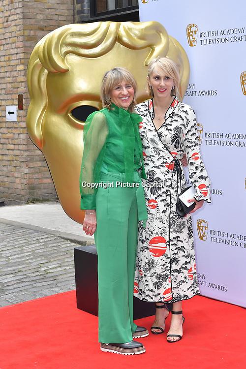 Jane Lush Arrivers at the British Academy Television Craft Awards on 28 April 2019, London, UK.