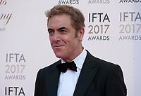 Actor James Nesbitt at the 2017 IFTA Film & Drama Awards at the Round Room of the Mansion House, Dublin,  Ireland Saturday 8th April 2017.
