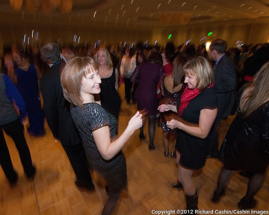 Nizhoni Health Systems Holiday Party at the Westin Hotel in Boston on December 15 2012.