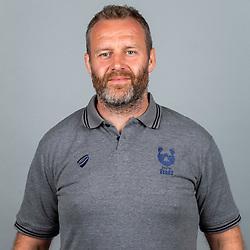 Mark Irish - Robbie Stephenson/JMP - 01/08/2019 - RUGBY - Clifton Rugby Club - Bristol, England - Bristol Bears Headshots 2019/20