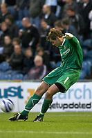 Owain Fon Williams. Stockport County FC 1-0 Port Vale FC. Johnstones Paint Trophy. Edgeley Park. 2.9.08