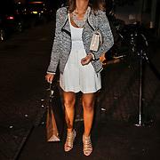 NLD/Amsterdam/20120308 - Presentatie nieuwe collectie voor Louis Vuitton, Winonah de Jong - Leefland