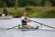 Race: 58  1x (Band 2)  Rep 1<br /> <br /> Peterborough Summer Regatta 2018 - Sunday<br /> <br /> To purchase this photo, or to see pricing information for Prints and Downloads, click the blue 'Add to Cart' button at the top-right of the page.