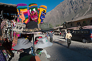 Location is very well preserved along the Qapac-Òan, Ollantaytambo lives of international tourism directed to Macchu Picchu.