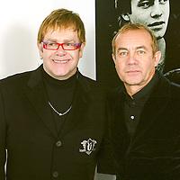 MIT Award 2002 Elton john and Bernie Taupin