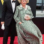 NLD/Amsterdam/20140508 - Wereldpremiere Musical Anne, Hans Kesting en Merel Laseur