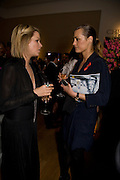 CAROLINE HABIB; YASMIN LE BON, The Lighthouse Gala Auction in aid of the Terrence Higgins Trust. Christie's. 23 March 2009.