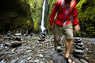 Oneonta Gorge, Oregon photos - stock photos, Oregon Gorge photos, fine art prints