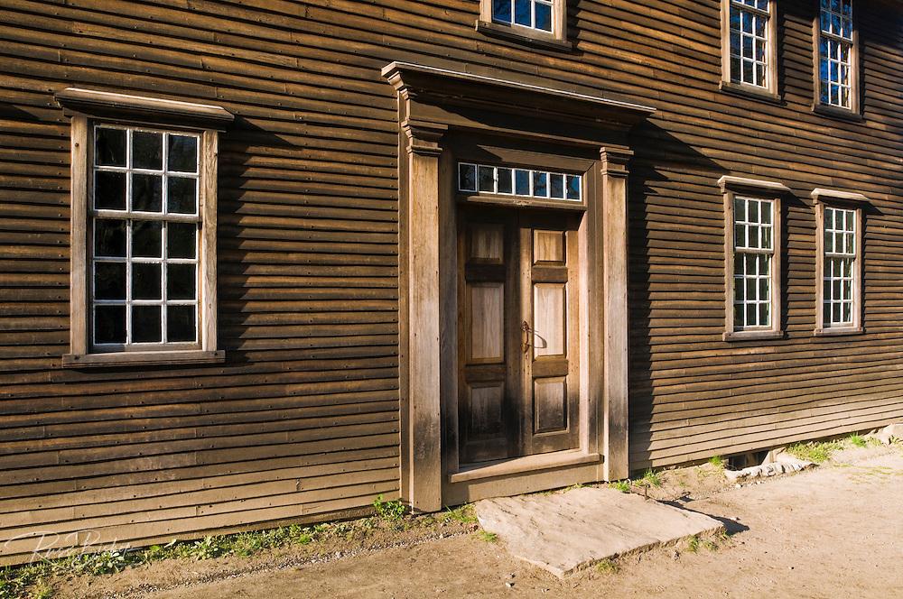 Hartwell Tavern on the Battle Road, Minute Man National Historic Park, Massachusetts