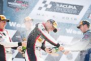 May 4-6 2018: IMSA Weathertech Mid Ohio. 48 Paul Miller Racing, Lamborghini Huracan GT3, Bryan Sellers, Madison Snow