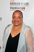 New York, NY- May 22: Author/Arts Educator Dr. Deb Willis attends the Gordon Parks Foundation Awards Dinner & Auctionn: Celebrating the Arts & Humanitarianism held at Cipriani 42nd Street on May 22, 2018 in New York City.   (Photo by Terrence Jennings/terrencejennings.com)
