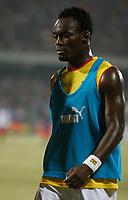 Photo: Steve Bond/Richard Lane Photography.<br />Ghana v Namibia. Africa Cup of Nations. 24/01/2008.