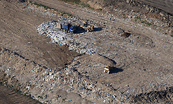 ©London News pictures...  .Generic file picture of a landfill site in the South East of England.