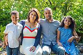 Christin's family