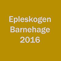2016_Epleskogen