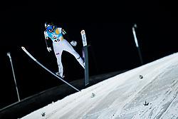 Anze Semenic during National championship in ski jumping in NC Planica on December 23rd, Rateče, Slovenia. Photo by Grega Valancic / SPORTIDA
