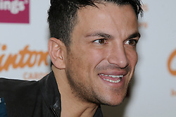 © under license to London News Pictures. 05/02/2011 . Peter Andre at Bluewater Shopping Centre today (05/02/2011) signing copies of his 2011 calendar at Clinton Cards store. Picture credit should read Grant Falvey/London News Pictures.