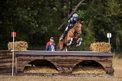 Freskgard Anna, SWE, Fly Away van de N Ranch<br /> CCI4*-S Arville 20202<br /> © Hippo Foto - Dirk Caremans<br />  22/08/2020