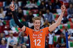 20151009 BUL: Volleyball European Championship Tsjechie - Nederland, Sofia