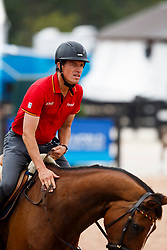 Ruder Kai, (GER), Colani Sunrise<br /> World Equestrian Games - Tryon 2018<br /> © Hippo Foto - Sharon Vandeput<br /> 11/09/2018