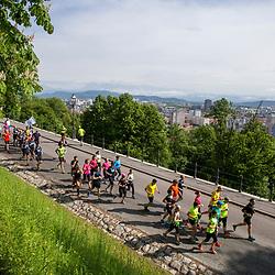 20170513: SLO, Marathon - Priprave za Ljubljanski maraton 2017