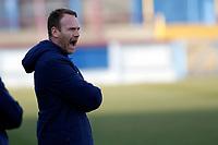 Simon Rusk. Weymouth FC 1-0 Stockport CountyFC. Vanarama National League. Bob Lucas Stadium. 6.3.21