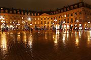 Paris, France. December 31st 2005..Christmas atmosphere.