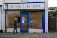 The Signal Arts Centre in Bray Wicklow Ireland
