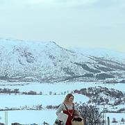 Lofotr Viking museum, Prestegårdsveien 59, 8360 Bøstad, Lofoten, Norway, Europe