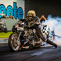 Chris Porter - 182 - Bad Bones Racing - Nitro Harley - Top Fuel Motorcycle (TFM/T)