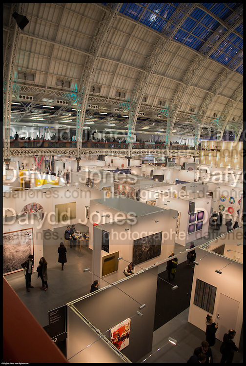 Art 14. Olympia Grand Hall. London. 27 February 2013.
