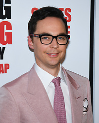 May 1, 2019 - JIM PARSONS attends The Big Bang Theory's Series Finale Party at the The Langham Huntington. (Credit Image: © Billy Bennight/ZUMA Wire)