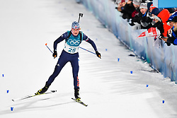 February 10, 2018 - Pyeongchang, South Korea - 180210 Anastasiya Kuzmina of Slovakia competes in the Women's Biathlon 7,5 km Sprint during day one of the 2018 Winter Olympics on February 10, 2018 in Pyeongchang..Photo: Petter Arvidson / BILDBYRN / kod PA / 87614 (Credit Image: © Petter Arvidson/Bildbyran via ZUMA Press)