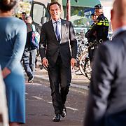 NLD/Amsterdam/20180505 - Bevrijdingsdag concert 2018 Amsterdam, Mark Rutte