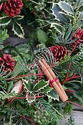 St Francis Cottage, Dalham - Christmas Wreath Making